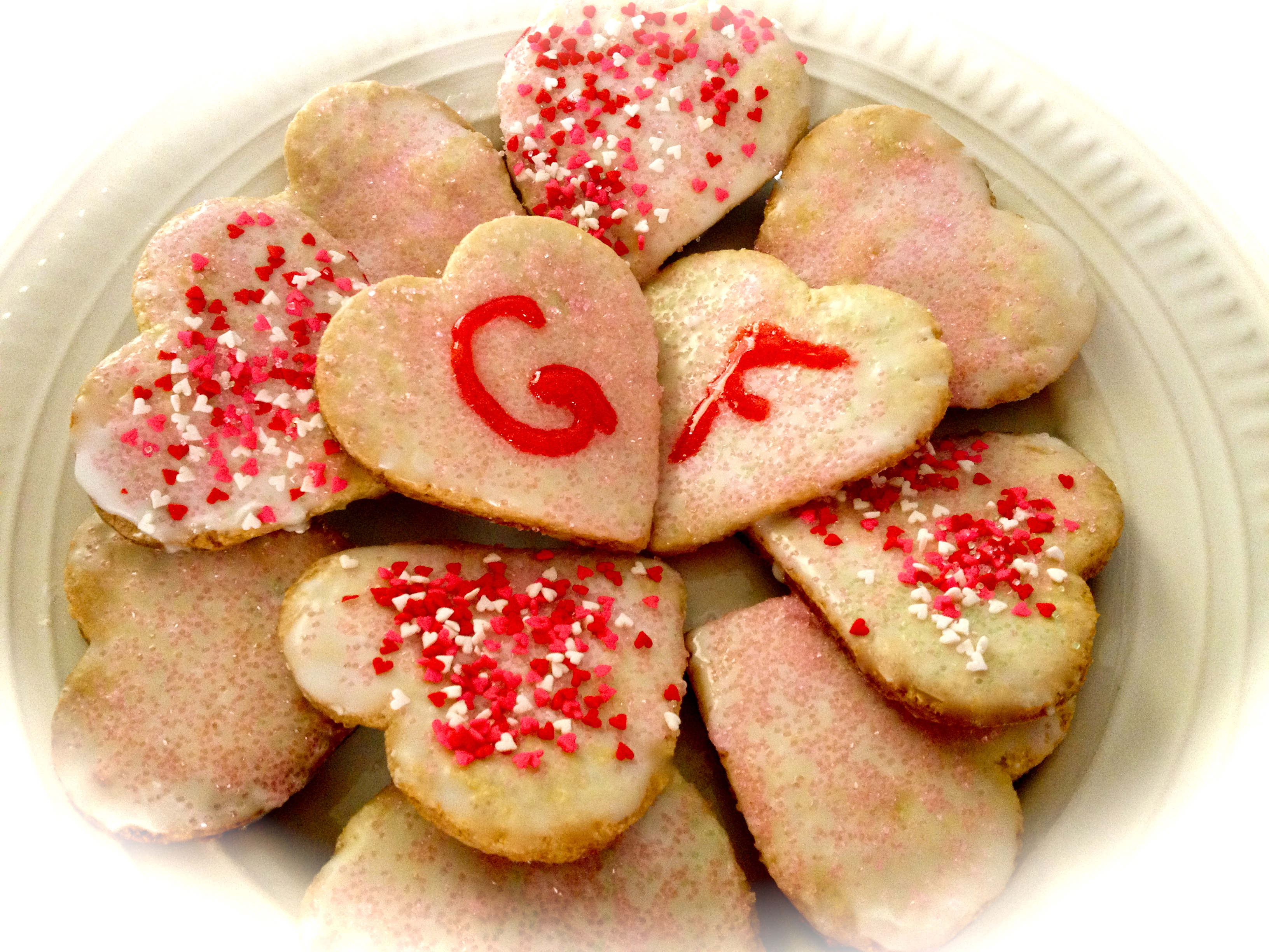 Valentine's Day Cookies